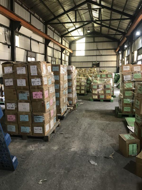 台北醫學大學庫房文件整理搬運善後清潔5