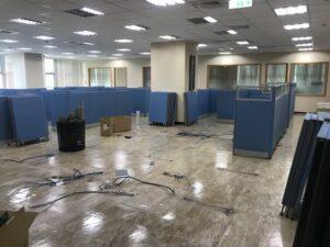 新北市搬家案例.搬運企業捐贈的辦公用品至新莊輔大附醫1