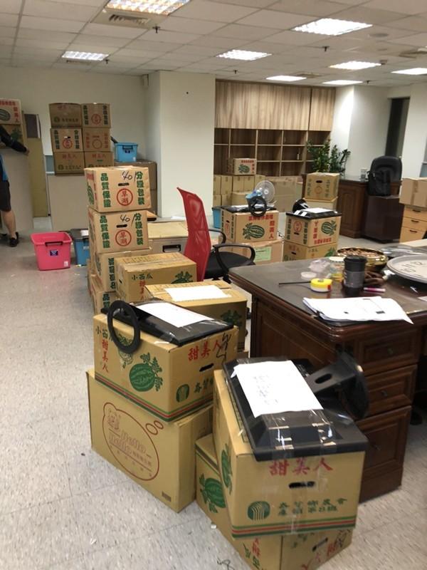 新北市中和區搬家案例.蒲陽建設中和公司搬遷6
